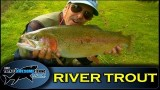Fly Fishing for Trout in Rivers – Totally Awesome Fishing Show