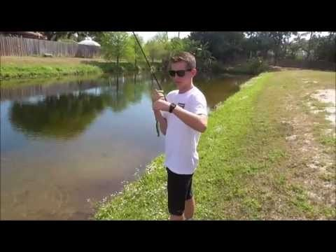 Fly Fishing for Bass and Bluegill in Florida – Catching a Fish Every Cast