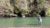 Swing North-Fly Fishing Winter Steelhead-California Trout