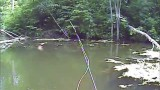 Fly Fishing for Crappies for my Kayak