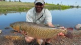 Grass Carp Fly Fishing – Monster Grass Carp On The Fly