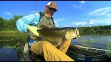 Fly Fishing for Trophy Bass in the Jackson Kayak Kilroy
