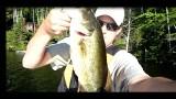 Fly Fishing: Largemouth Bass and Sunfish