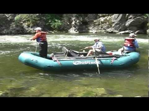 Idaho Raft Fly Fishing: Solitude River Trips