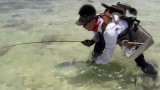 Kiritimati Saltwater Fly Fishing Expedition 2013