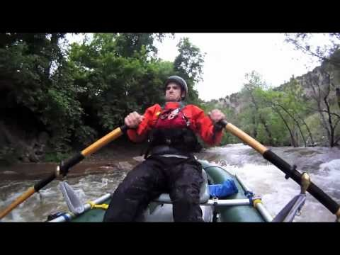 Fly Talk: How to Not Flip Your Fishing Raft