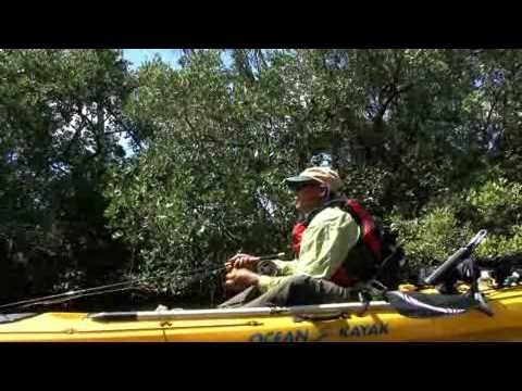 Fly Fishing from a Kayak