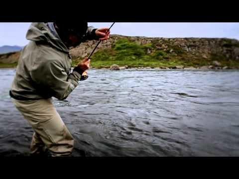 """Where eagles dare!"" – A Fly Fishing story from Iceland"