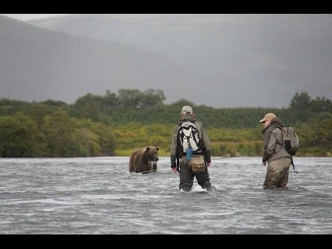 fly fishing for Alaska trout-2013