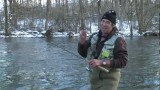 Winter Trout fishing