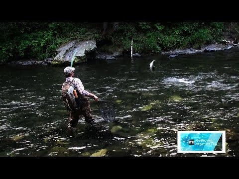 Russian River Alaska Fly Fishing