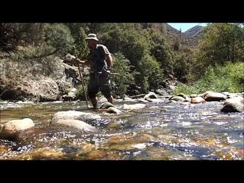 Kern River Trout Fishing 2014