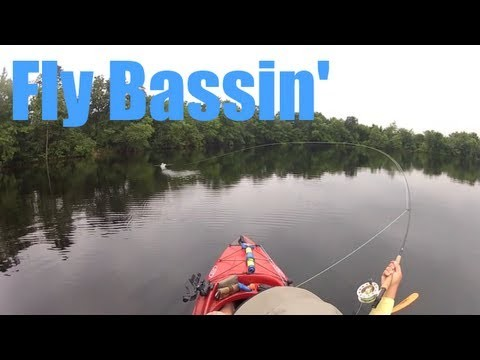 Fly Bassin' – Kayak Fly Fishing Journal