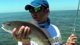 30milesOUT.com- SALTWATER FLY FISHING REDFISH SOUTH PADRE ISLAND TEXAS