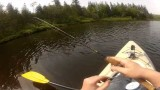 Kayak Brookie Fishing – May 26th 2012