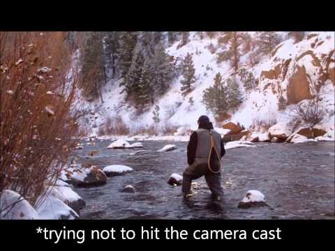 South Platte River Winter Fly Fishing