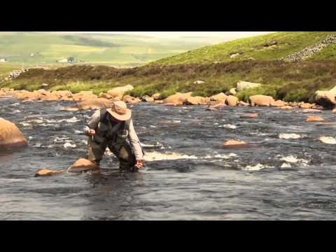 Pocket Water Dry Fly Fishing