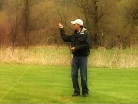How to cast a fly rod and fly fish