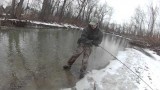 Fly Fishing for Winter Trout