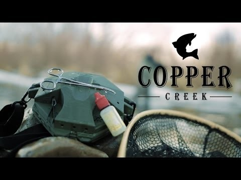 Copper Creek Fly Fishing – SimpliFLY – All in one fly box/pack