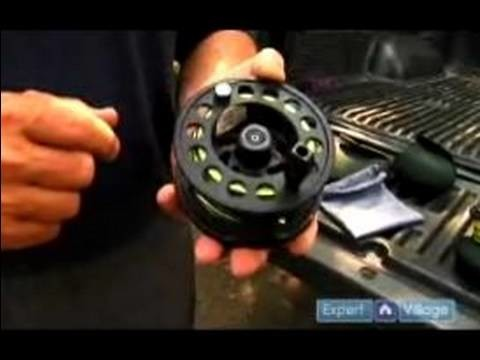 Fly Fishing Rods, Reels & Line : Understand Fishing Reel Features