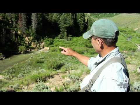 University of Utah Backpack Fly Fishing Course