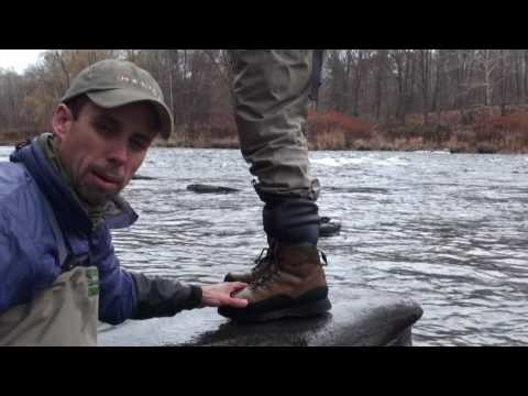 Fly Fishing Wading Boots: RiverGuard Wading Boot By ORVIS
