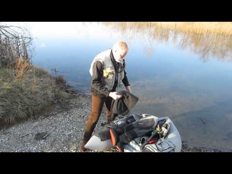 Fly Fishing From The Ground Up – Part 2 – Waders