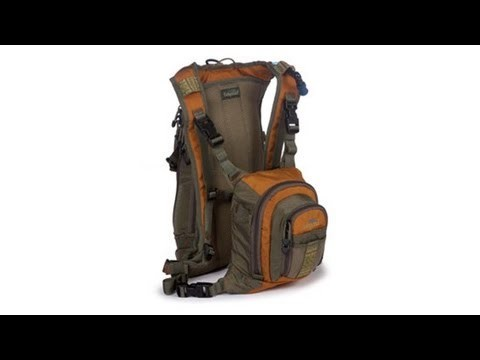 Fishpond Double Haul Fly Fishing Chest Pack and Backpack