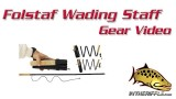 Folstaf Collapsible Fly Fishing Wading Staff Video