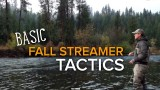 Basic Streamer Fly Fishing Tactics for Trout in the Fall