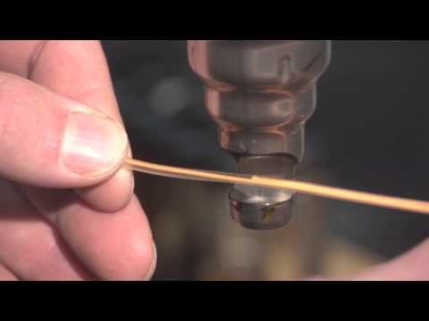 Welding Loops in Fly Fishing Lines – Cross Current TV – Episode 8