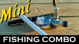 Mini Fishing Rod & Reel Combo from Penfishingrods.com
