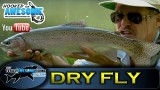 Dry fly fishing for Trout in Stillwaters – TAFishing Show