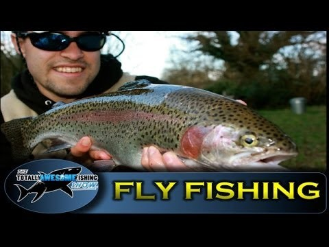 Fly fishing tips with sinking line – TAFishing Show