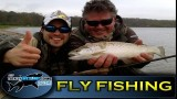 Beginners Fly Fishing tips in Reservoirs – TAFishing Show