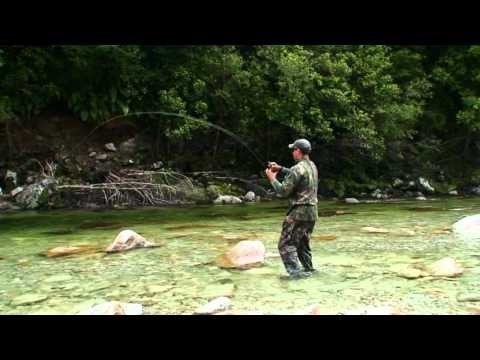 Overnight after the floods – brothers trip away. Fly fishing NZ