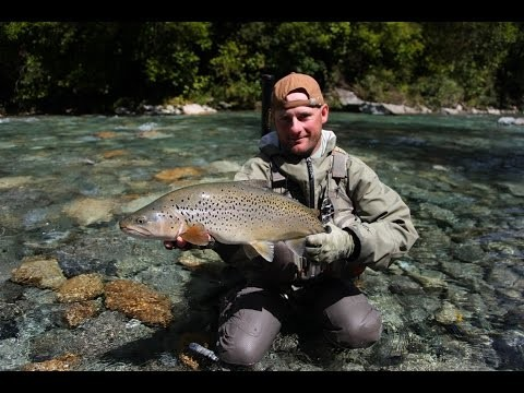 Fly fishing NZ – 'A Day To Remember'