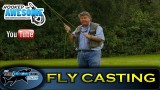 HOW TO FLY CAST! Beginners Casting Tips – by TAFishing Show