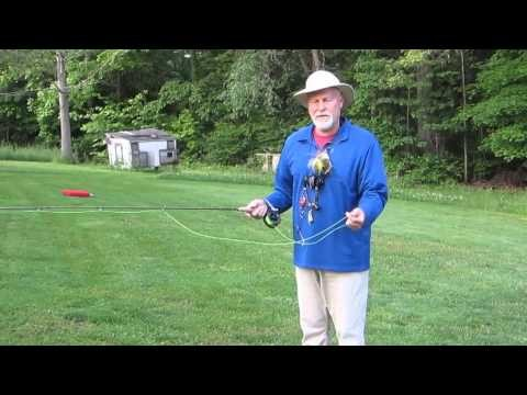 Fly Casting Basics – Part1