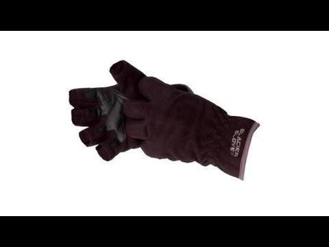 Glacier Glove Cold River Fingerless Fly Fishing Gloves