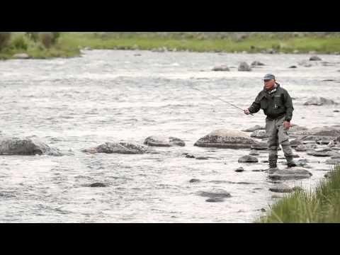 Simple Wet Fly Fishing with Yvon Chouinard