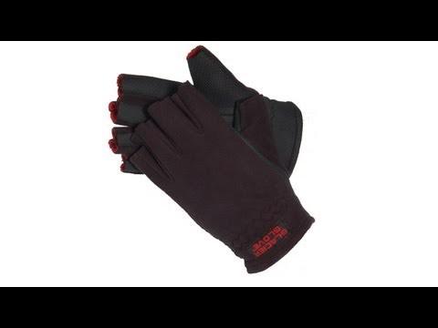 Glacier Glove Alaska River Fingerless Fly Fishing Gloves