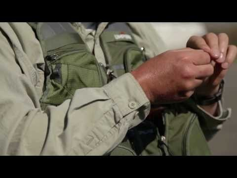 UMPQUA Swiftwater Tech Fly Fishing Vest Product Overview