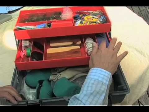 Fly Fishing with a Tackle Box?