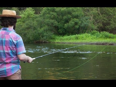 Tenkara Rod Co. – No Reel Fly Fishing Rod