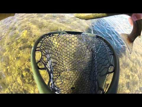 Nomad Nets | Carbon Fiber Fly Fishing Net