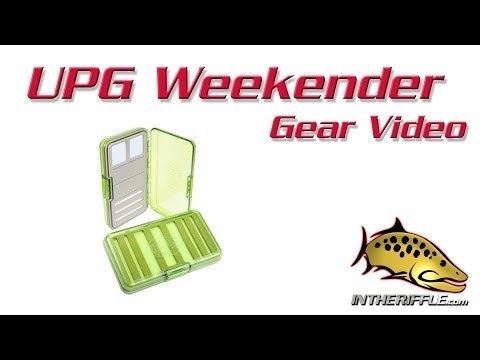 Umpqua UPG Weekender Fly Fishing Box