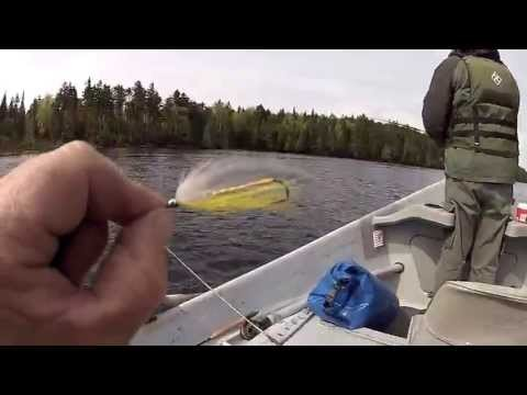 Early Season Fly Fishing the Moosehead Lake Region of Maine