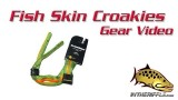 Fish Skin Sunglasses Trout Croakies Fly Fishing